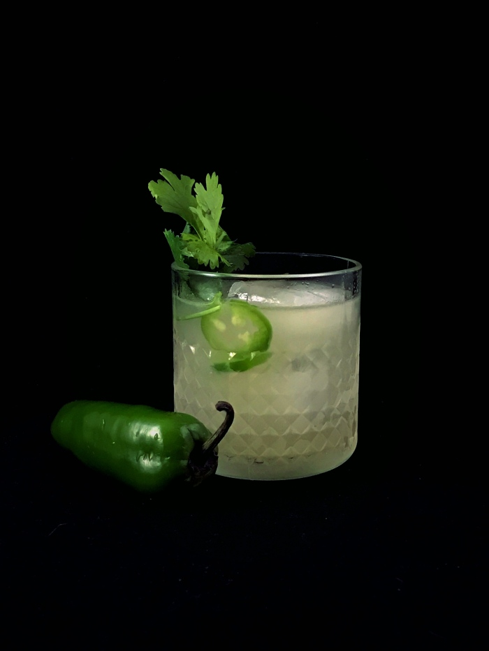 Jalepeño Margarita